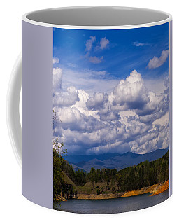 Fontana Lake Storm 2 Coffee Mug