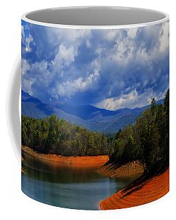 Fontana Lake Storm Coffee Mug