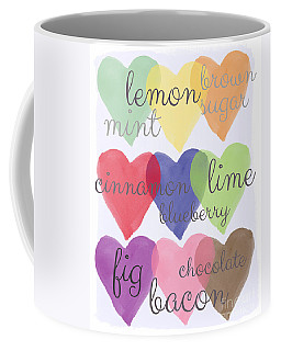 Foodie Love Coffee Mug