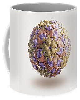 Foot-and-mouth Disease Virus Coffee Mug
