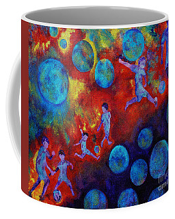 Football Dreams Coffee Mug