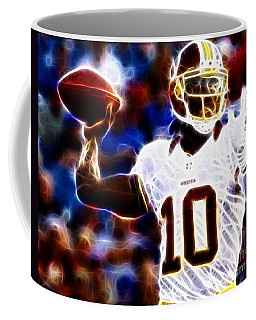 Football - Rg3 - Robert Griffin IIi Coffee Mug