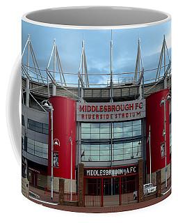 Football Stadium - Middlesbrough Coffee Mug