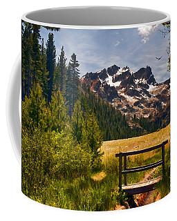 Footbridge Coffee Mug