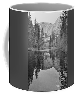 Footsteps Of Ansel Adams Coffee Mug