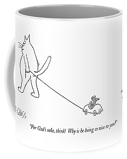 For God's Sake Coffee Mug