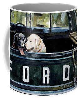 For Our Retriever Dogs Coffee Mug