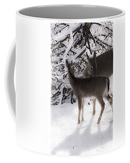 Coffee Mug featuring the photograph For The Love by Janie Johnson