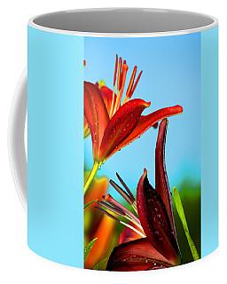 For The Love Of Lillies Coffee Mug