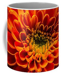 The Heart Of A Mum Coffee Mug