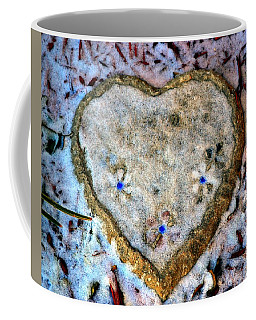 Coffee Mug featuring the photograph For The Love Of Winter by Deena Stoddard