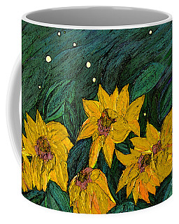 For Vincent By Jrr Coffee Mug by First Star Art