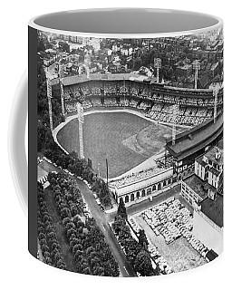 Forbes Field In Pittsburgh Coffee Mug