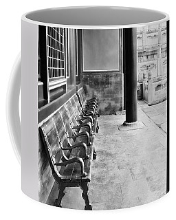 Forbidden City - Benches Coffee Mug
