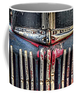 Ford Dump Truck Grille Coffee Mug