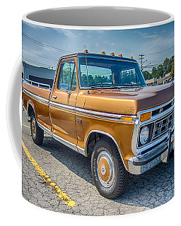 Ford F-100 7p00531h Coffee Mug