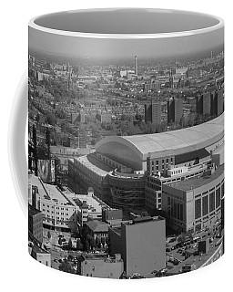Ford Field Bw Coffee Mug
