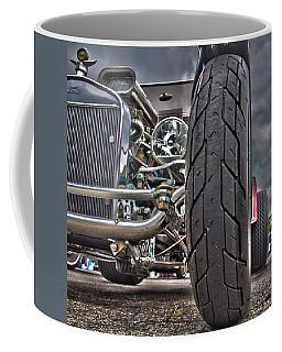 Ford In Hdr Coffee Mug