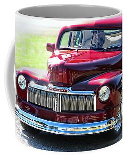 Ford Mercury Eight Coffee Mug