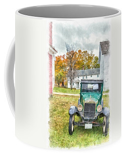 Ford Model A Sedan Coffee Mug