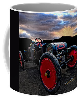 Ford Model T Racer Beat The Storm Home Coffee Mug
