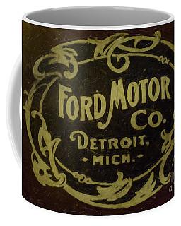 Ford Motor Company Coffee Mug
