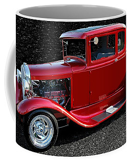 Ford Out Of This World Coffee Mug by Eric Liller