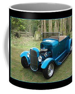 Coffee Mug featuring the photograph Ford Roadster by Keith Hawley
