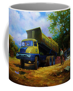 Ford Thames Trader Coffee Mug