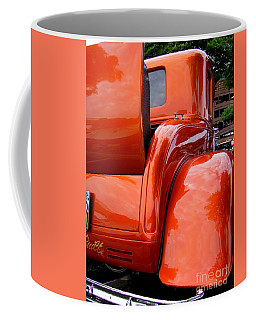 Ford V8 Rear View With Rumble Seat Coffee Mug