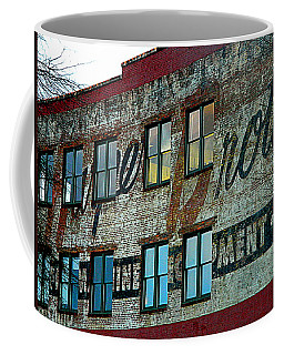 Fords Restaurant In Greenville Sc Coffee Mug by Kathy Barney