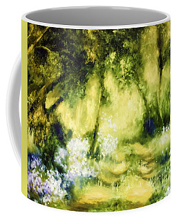 Forest Bluebells Coffee Mug