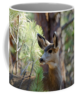 Forest Doe Coffee Mug