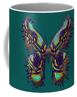 Forestfly Butterfly Coffee Mug