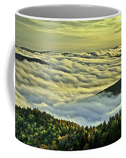 Coffee Mug featuring the photograph Forever Dream by Serge Skiba