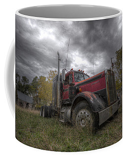 Forgotten Big Rig 2014 V2 Coffee Mug