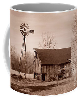 Forgotten Farm Coffee Mug by Judy Whitton