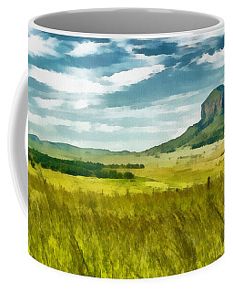 Forgotten Fields Coffee Mug