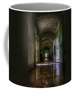 Forgotten Reflections Coffee Mug by Nathan Wright