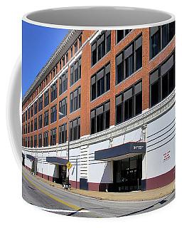 Former Penn Traffic Bldg - Johnstown Pa Coffee Mug