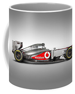 Formula 1 Mclaren Mp4-28 2013 Coffee Mug