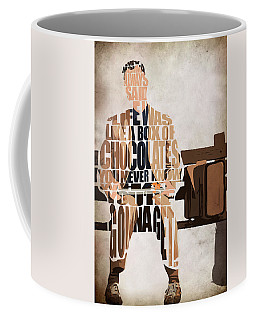 Forrest Gump - Tom Hanks Coffee Mug