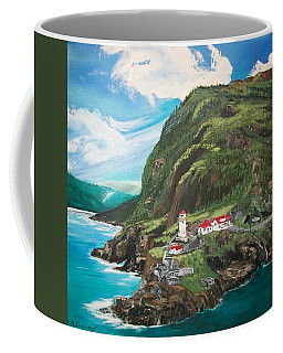 Fort Amherst Newfoundland Coffee Mug