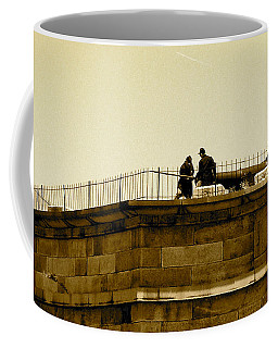 Fort Delaware Cleaning Crew Coffee Mug