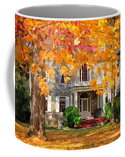 Fort Hunter Autumn Coffee Mug