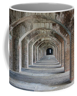 Fort Jefferson Arches Coffee Mug