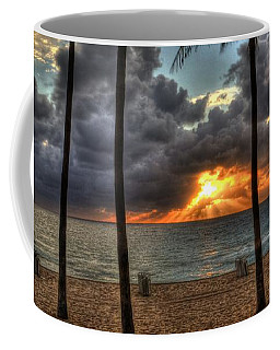 Fort Lauderdale Beach Florida - Sunrise Coffee Mug