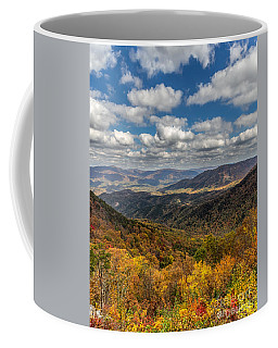 Fort Mountain Coffee Mug