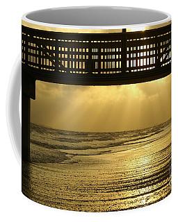 Fort Myers Golden Sunset Coffee Mug