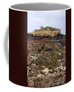 Fort National In Saint Malo Brittany Coffee Mug